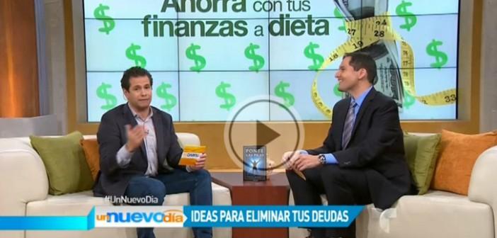 TELEMUNDO Un nuevo dia: Pon tus finanzas en orden