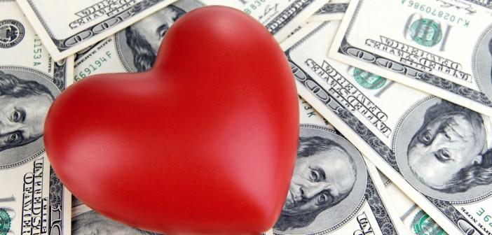 Que el amor no ¨rompa¨ tu cartera