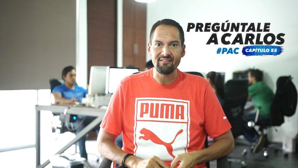"""#PreguntaleACarlos 55: """"La resistencia es parte del camino al éxito, acéptalo"""""""