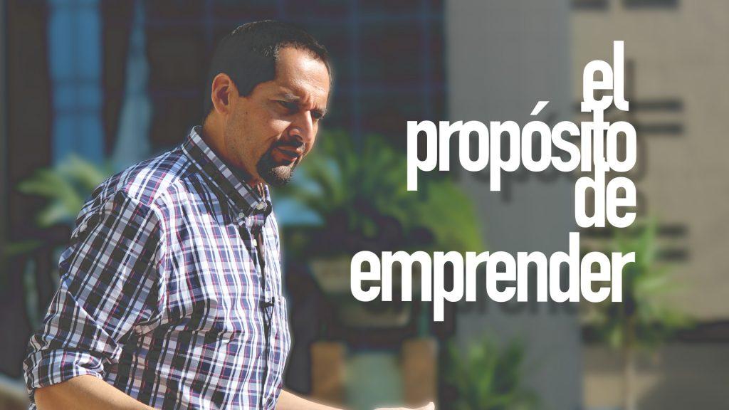 El propósito de emprender